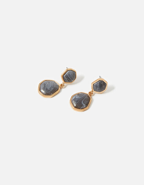Country Retreat Stone Drop Earrings, , large