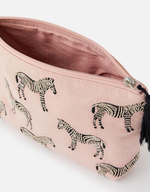 Zebra Wash Bag WWF Collaboration, , large