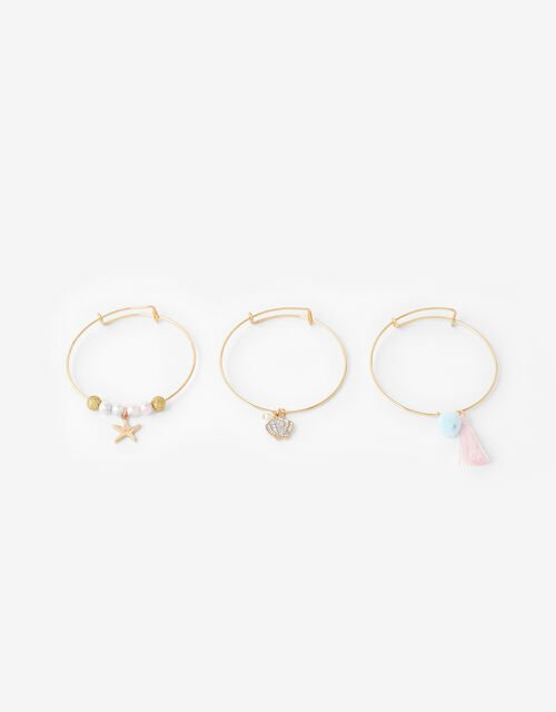 Mermaid Bangle Set, , large
