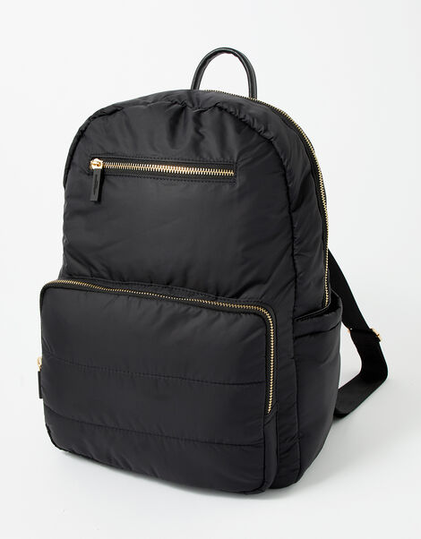 Puffer Backpack , , large