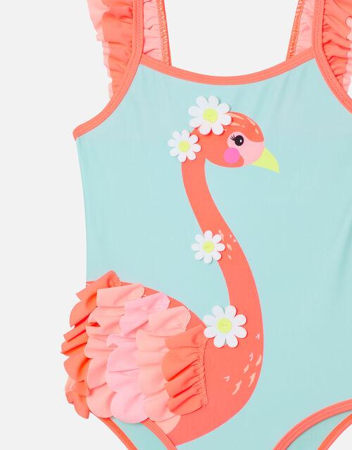 Flora Flamingo Swimsuit, Multi (BRIGHTS-MULTI), large