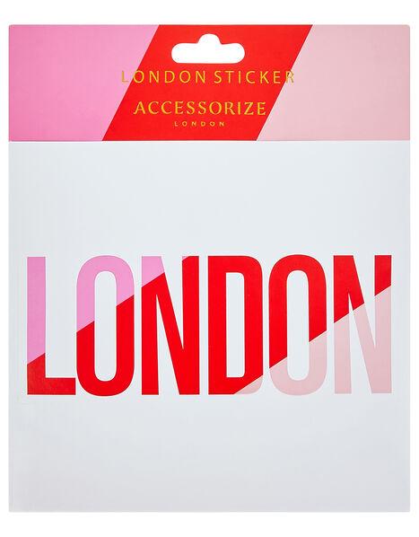 London Sticker, , large