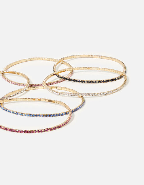 New Decadence Cupchain Stretch Bracelet Multipack, , large