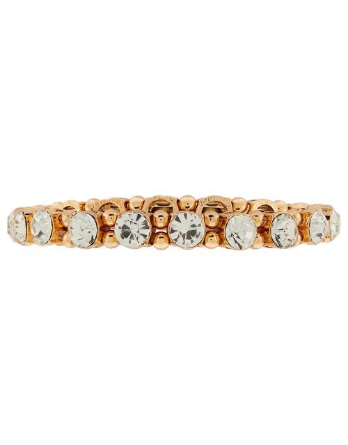 Chunky Crystal Tennis Bracelet, , large