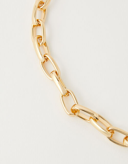 Simple Medium Chain Necklace, , large