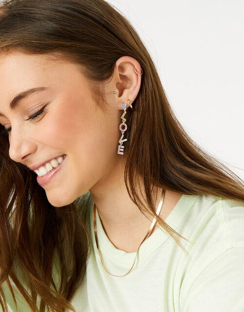 Feel Good Love Drop Earrings, , large