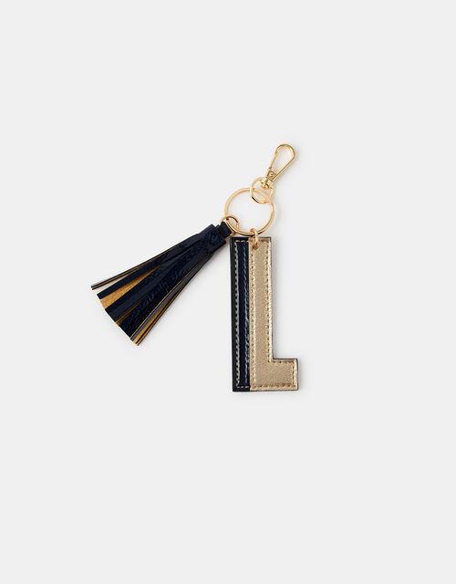 Letter Keyring - L, , large