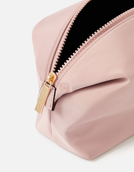 Nylon Pouch Pink, Pink (PINK), large