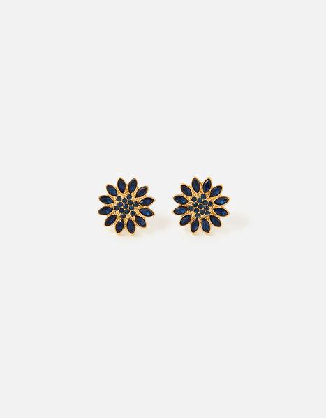 Country Retreat Flower Stud Earrings , , large