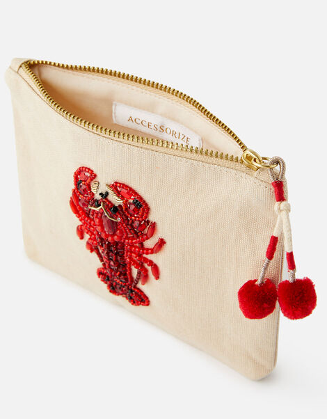 Lobster Pouch Bag, , large