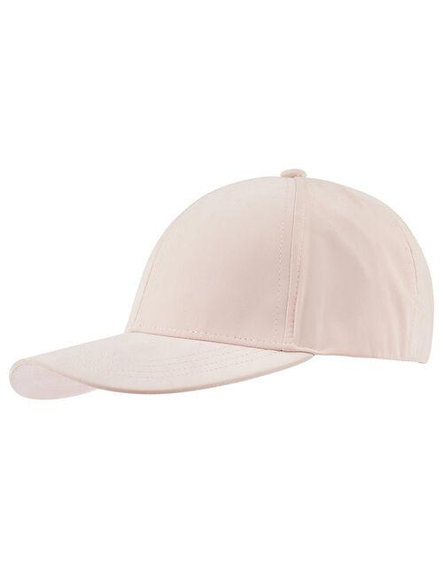 Jamie Plain Baseball Cap, Pink (PALE PINK), large