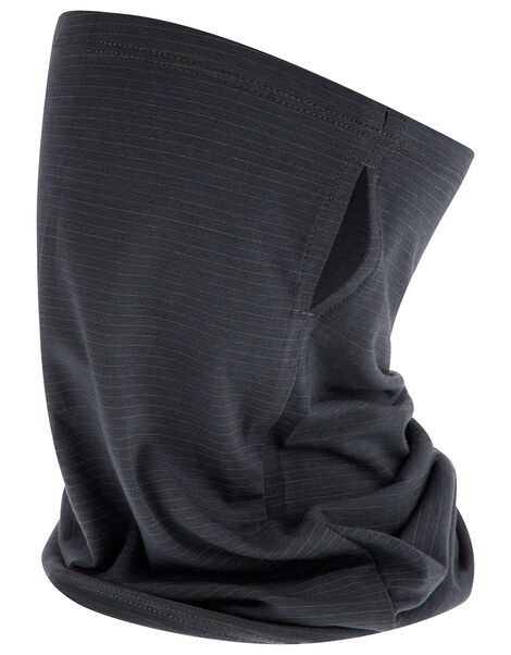 Antibacterial Snood Face Covering Grey, Grey (GREY), large