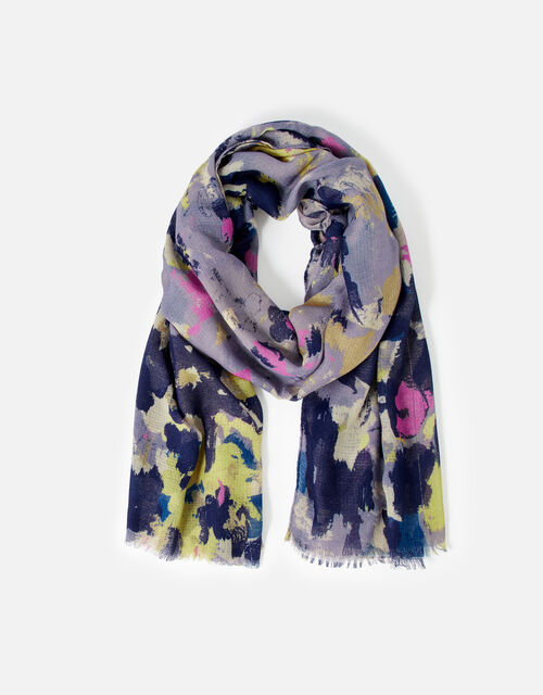 Brushed Meadow Scarf, , large