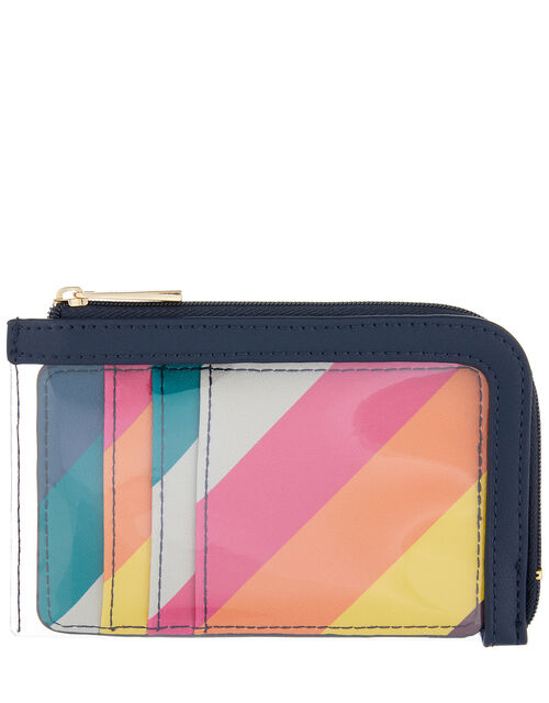 Rainbow Card Holder and Coin Purse Set, , large
