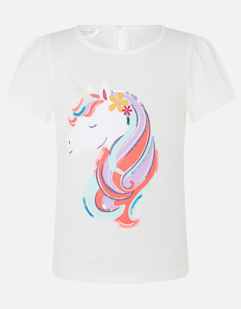 Unicorn T-Shirt Multi, Multi (BRIGHTS-MULTI), large