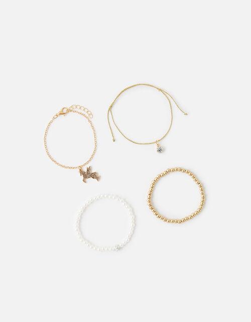Unicorn Friendship Bracelet Set, , large