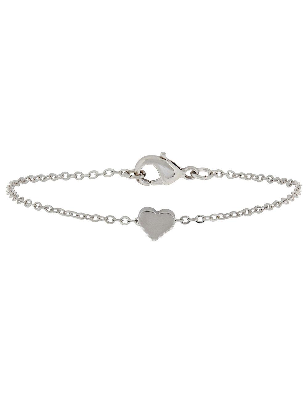 Heart Charm Bracelet, , large