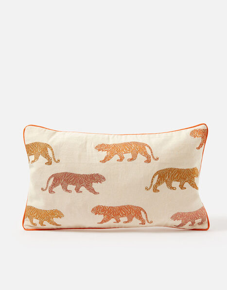 Tiger Cushion Cover WWF Collaboration, , large