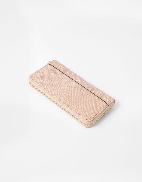 Large Zip-Around Wallet Pink, Pink (PINK), large