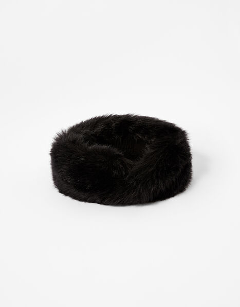 Faux Fur Bando, , large
