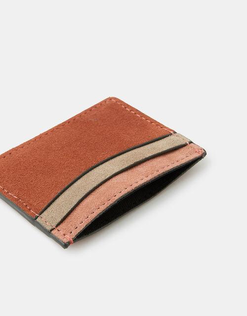 Suede Card Holder, , large