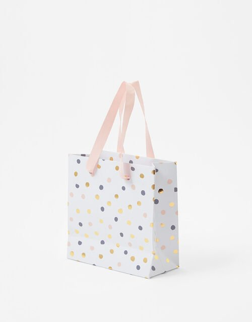 Small Spot Gift Bag, , large