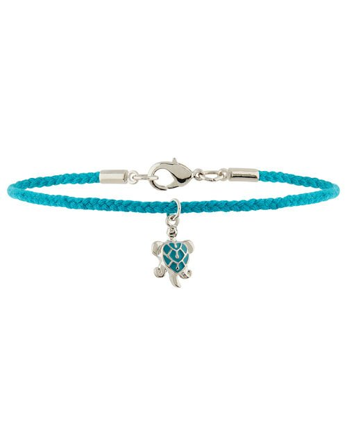 Tammy Turtle Charm Anklet, , large