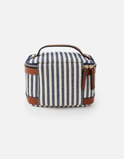 Square Lunch Box , Blue (NAVY), large