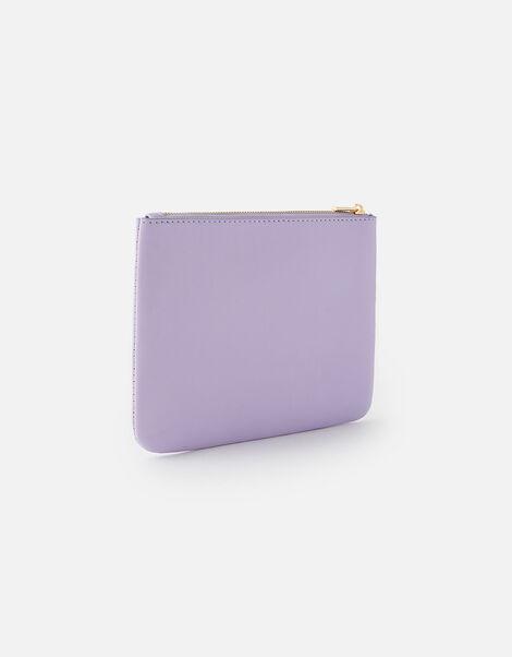 Pippa Pouch  Purple, Purple (LILAC), large
