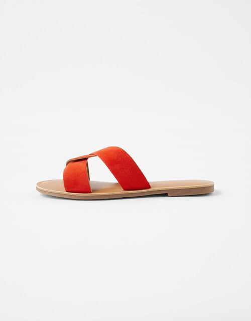Seville Twist Sliders, Orange (ORANGE), large
