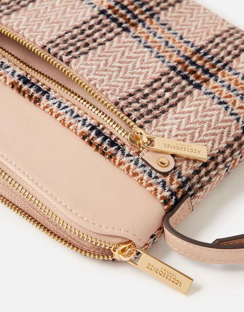 Chelsea Check Cross-Body Bag, , large