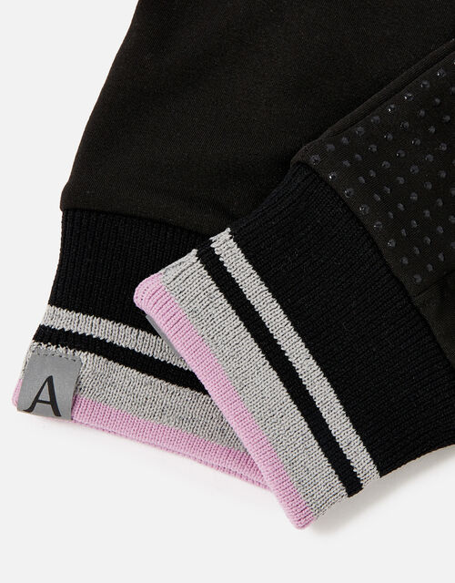 Active Gloves with Recycled Polyester, Pink (PINK), large