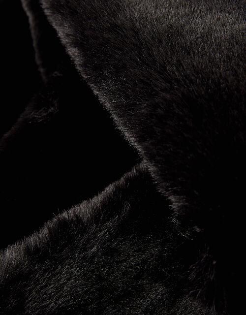 Faux Fur Stole, , large