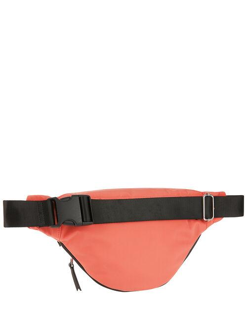 Neon Nylon Belt Bag, , large