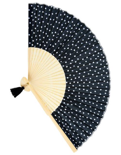 Polka Dot Fan, , large