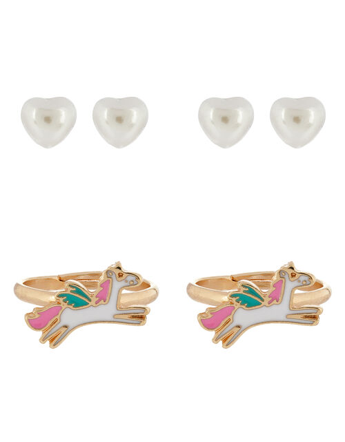 BFF Ring and Earring Set, , large