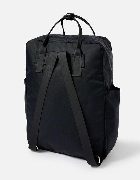 Frida Canvas Backpack  Black, Black (BLACK), large