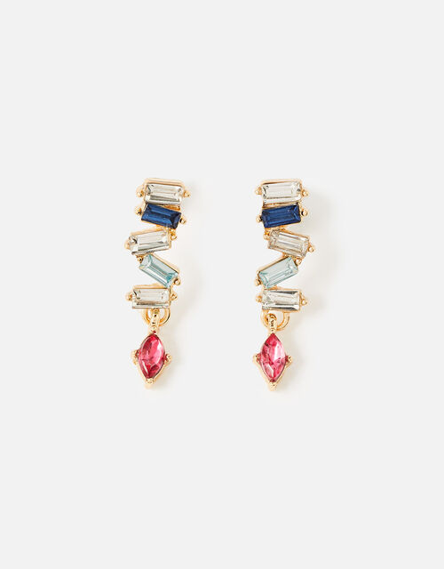 New Decadence Eclectic Stone Earrings, , large