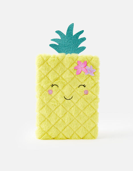 Fluffy Miss Pineapple Notebook , , large