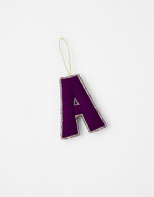 Embellished Initial Decoration - A, , large