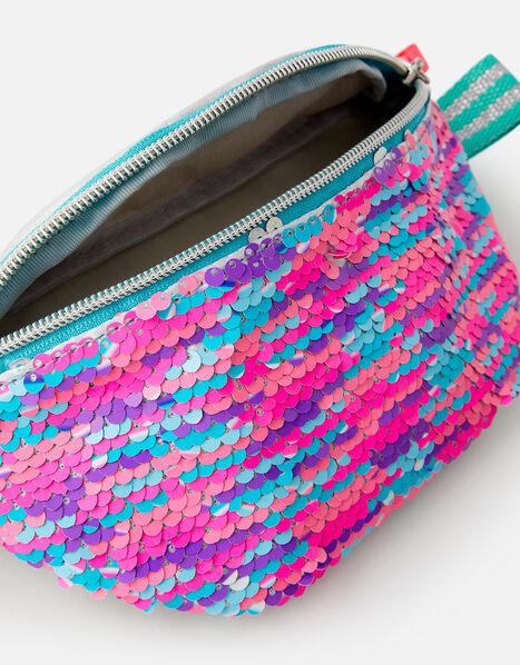 Sequin Belt Bag , , large
