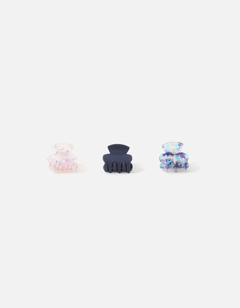 Round Claw Clip Multipack, , large