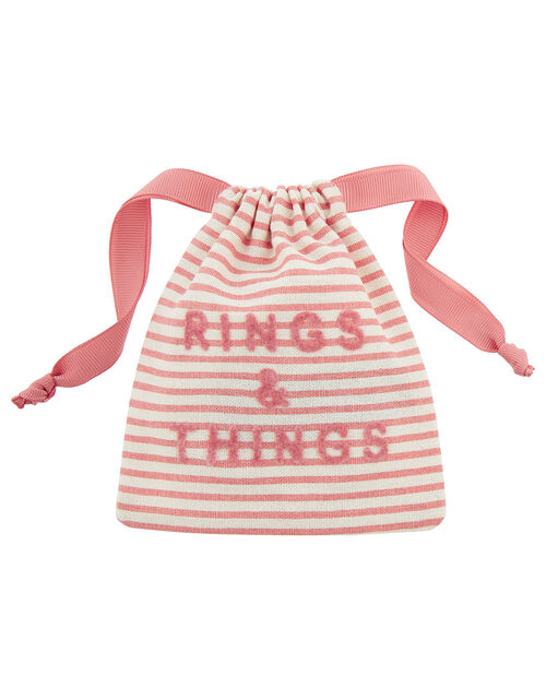 Rings and Things Pouch Bag, , large