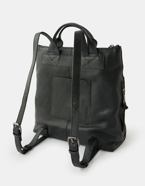 Drew Leather Backpack, , large