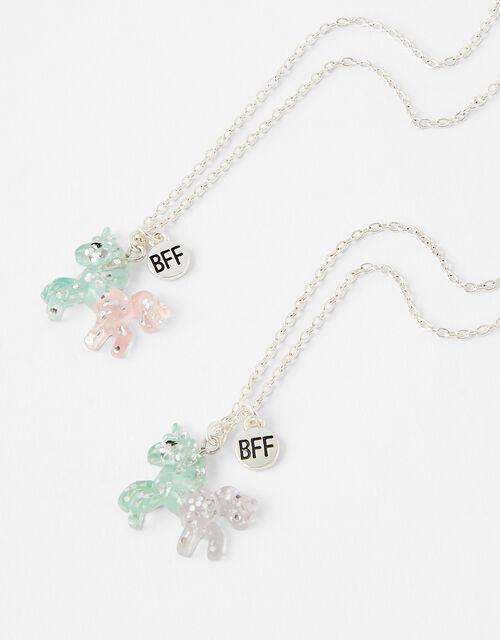 Unicorn BFF Necklace Set, , large