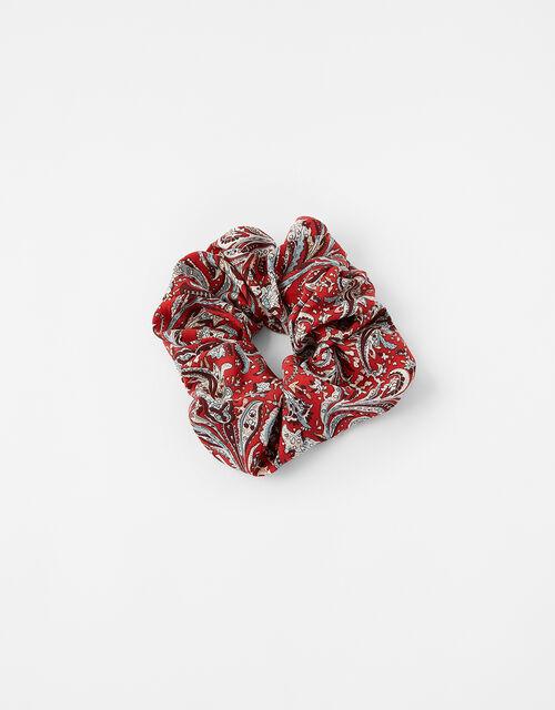 Paisley Oversized Scrunchie , , large
