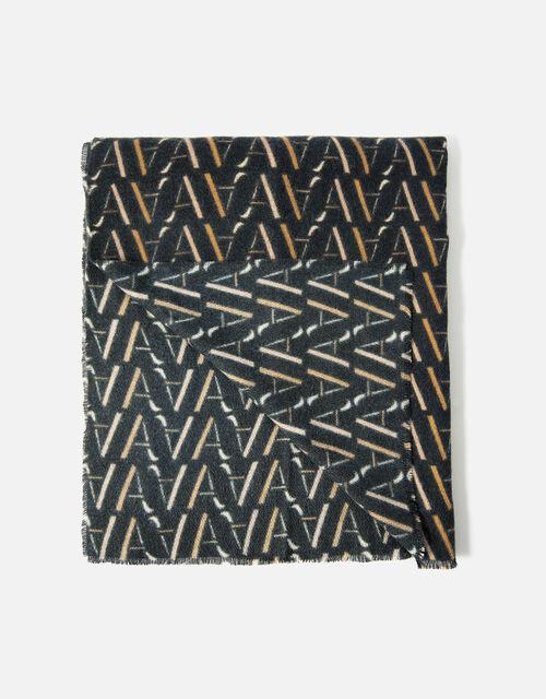 Monogram Supersoft Blanket Scarf, , large