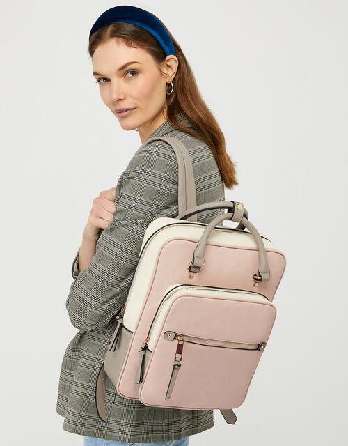 Harriet Backpack, Multi (PASTEL-MULTI), large