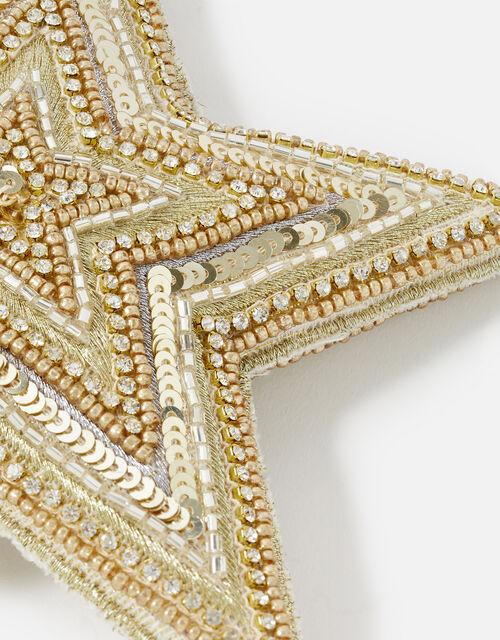 Embellished Star Tree Topper, , large