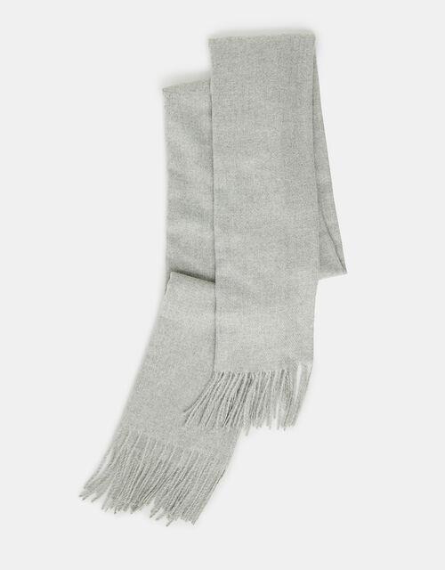 Holly Sparkle Super-Soft Blanket Scarf, , large